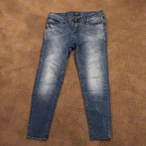 Dear John Distressed Jeans